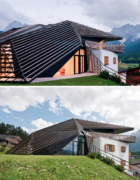 Modern Timber Skin Renovation 2