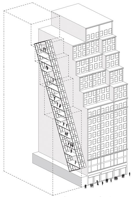 Narrow Micro Apartments 3