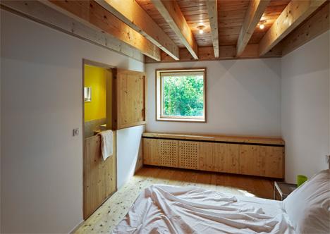 alsace farmhouse bedroom