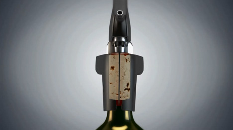 coravin 1000 wine drinking solution