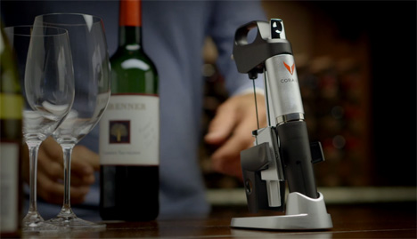 coravin drink wine without opening bottle