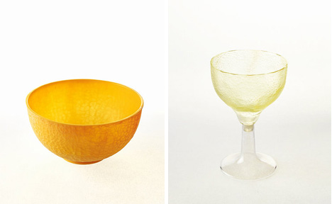 graft cup and bowl