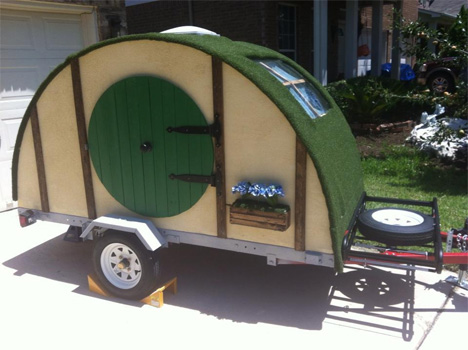 A Portable Hobbit House For Your Unexpected Journeys