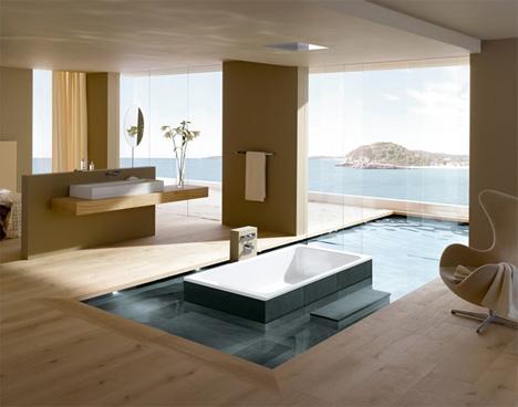 pool bathtub
