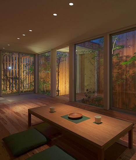 private house contextual design