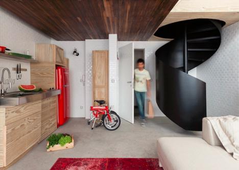 small space interior - Small Space Interiors