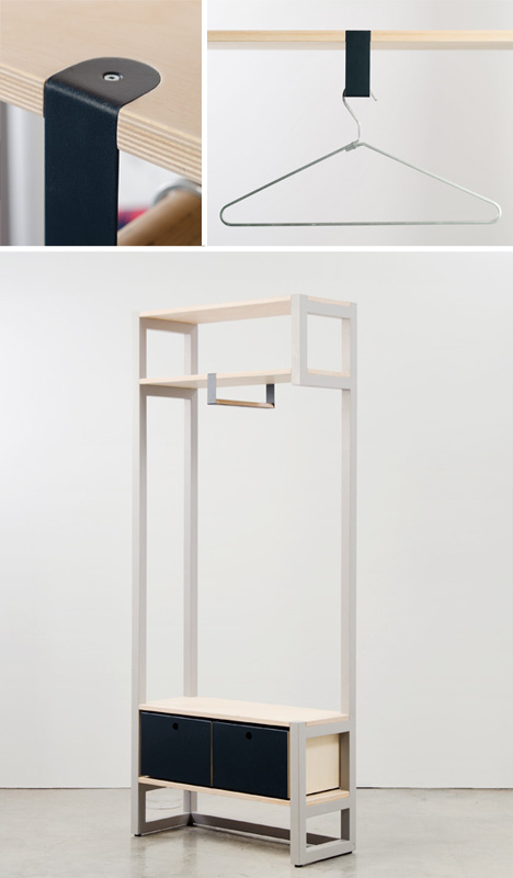 tiny interior furniture details