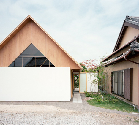 Modern Japanese Home Extension 1