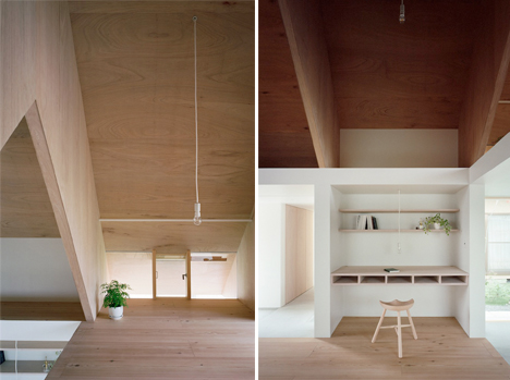 Modern Japanese Home Extension 5