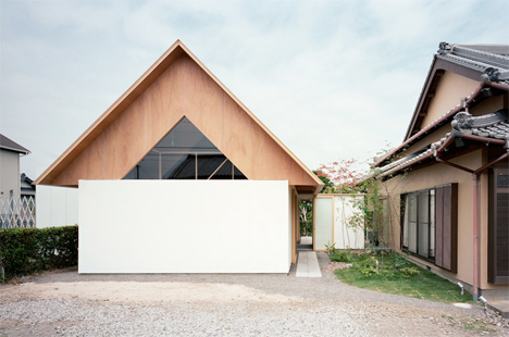Modern Japanese Home Extension 6