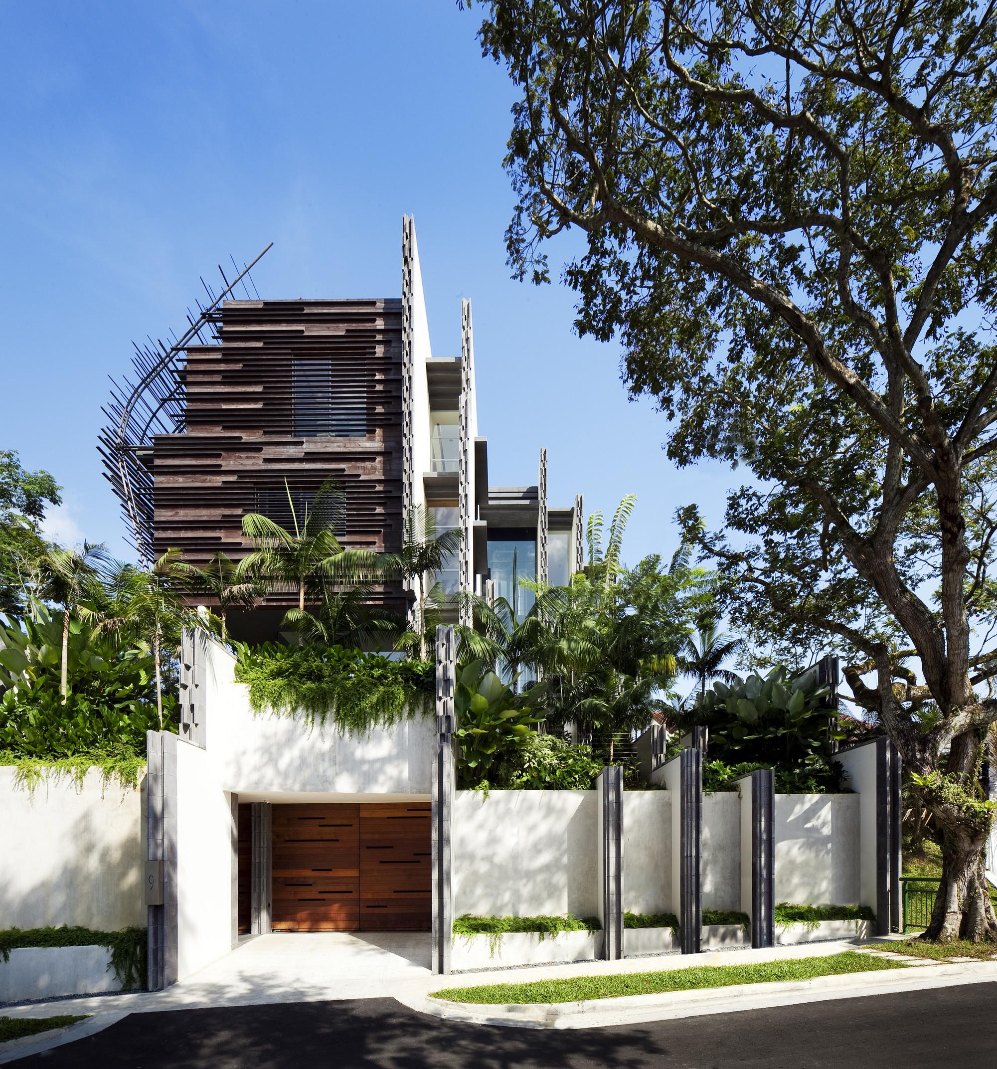 Nest House Exterior