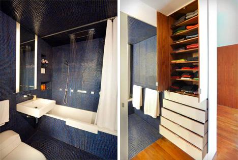 bathroom transformer apartment
