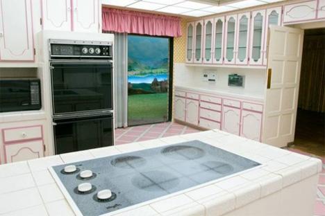 bunker underground kitchen