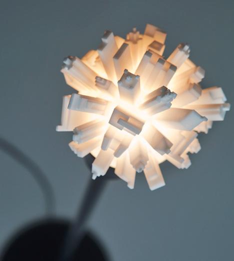 city bulb sphere