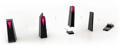 Folding Kettle Takes Tea To Go Designs Amp Ideas On Dornob