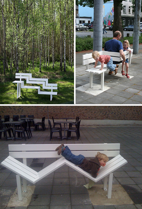 Interactive Alternative Benches