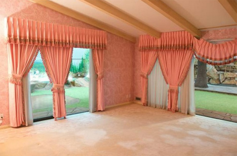 las vegas luxury underground home