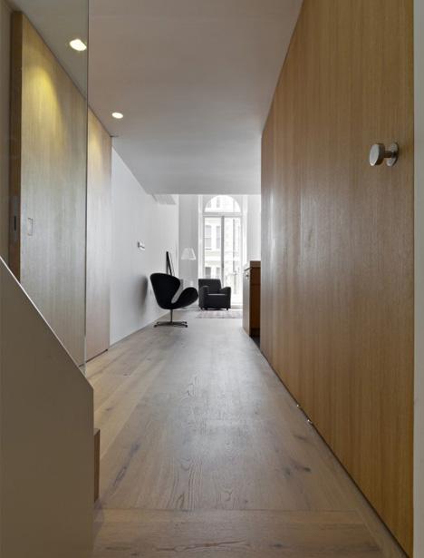 loft entry hall door