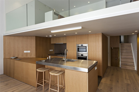 loft modular main view