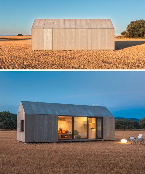 mobile home open