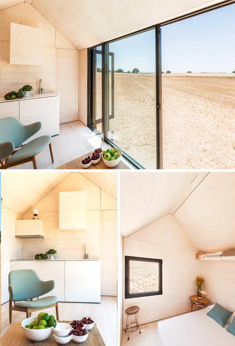 mobile home room details