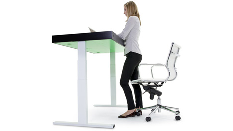 standing office table. Standing Office Table I