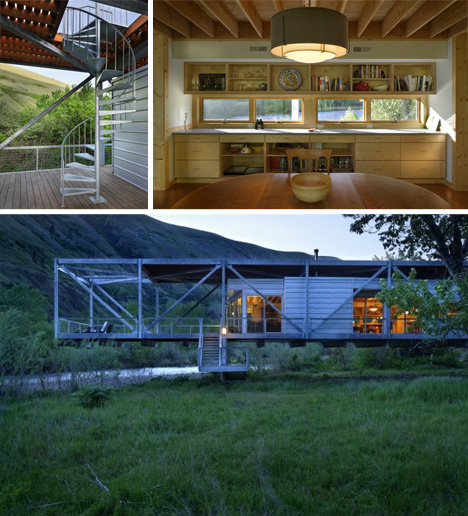 river home inside out
