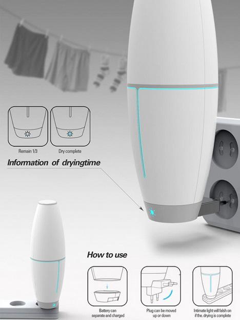Shaking Portable Washing Machine