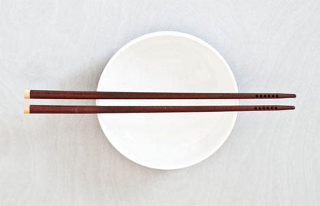 straw chopsticks for soup or noodles