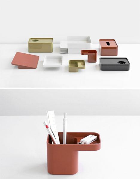 Formwork Modular Desk Organization Designs Ideas On Dornob