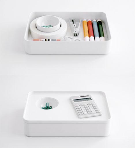Formwork Modern Desk Accessories 3