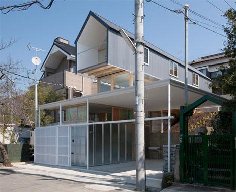 House in Ishikiri 1