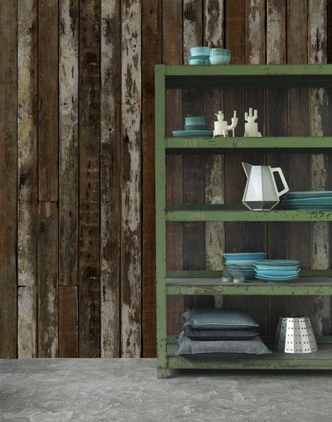 Scrap Wood Wallpaper Texture 4