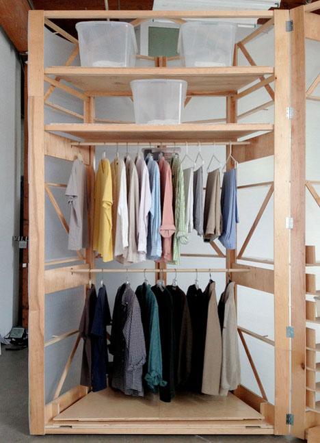 Room Portable Closet 4