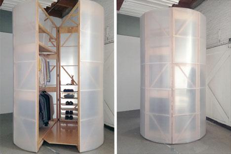 Tuberoom Portable Closet 2