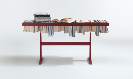 bookcase table