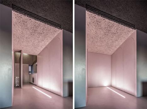 doors and hallways house of dust