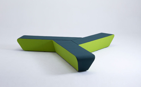 modular benches public spaces