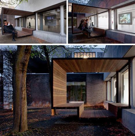 outdoor installation