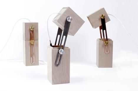 Pencil Box Light Little Desk Lamp Contains Creative Surprise