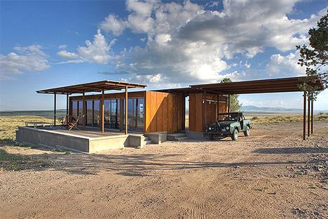prefab modular eco-friendly homes