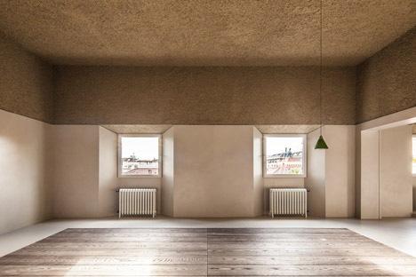 rough plaster ceilings house of dust