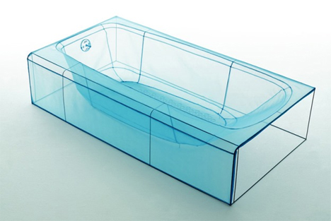 Transparent Polyester Furniture