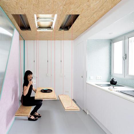 Didomestic Madrid Attic Apartment 1