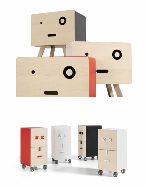 Fun Neotoi Face Furniture Series 2