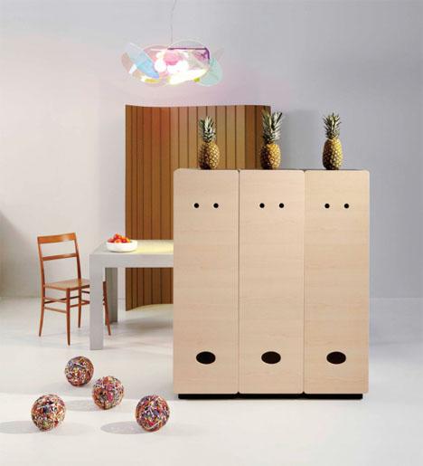 Fun Neotoi Face Furniture Series 3