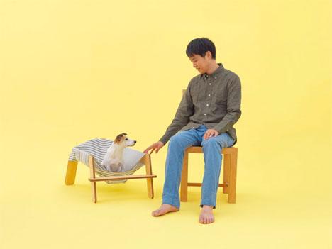 T-Shirt Dog Hammock 4