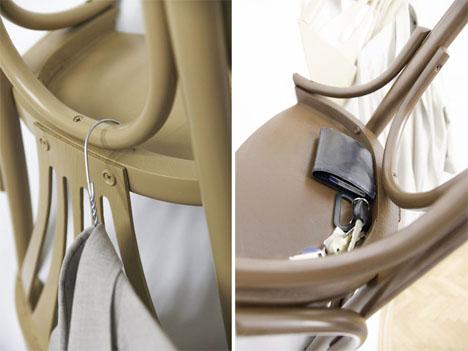 Wall Chair Hangers 4