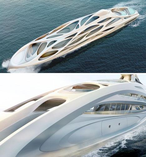 Zaha Hadid Superyacht 3