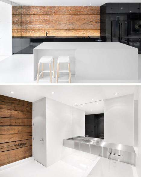 condo living kitchen